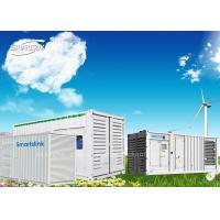 AC Three Phase Container Generator Set 600kW - 1250kW Cummins Engine