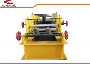China C Type Steel Metal Stud And Track Roll Forming Machine Heavy Duty 4000*800*800mm Size on sale