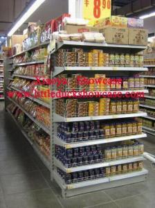 China Supermarket Display Shelves on sale