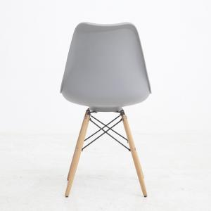 Peachy Kld Dining Chairs Soft Padded Seat Modern Plastic Chairs Andrewgaddart Wooden Chair Designs For Living Room Andrewgaddartcom