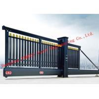 China Cantilever Gates Smart Electric Sliding Doors For Commercial Or Industrial Use on sale