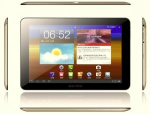 China Dual Core Tablet PC , multitouch 1G DDR3 tablet with android 4.2 on sale