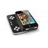 Portable Iphone 4 Bluetooth Keyboards of Apple Iphone Slide Out Game Controller Joystick