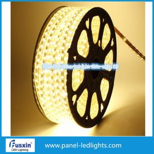 China SMD3528 Led Flexible Strip Lights , Commercial Super Bright Led Strips on sale