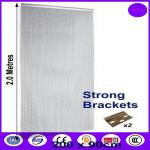 China Flexible living room partition wall chain link curtain wholesale