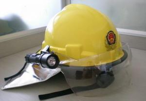 China Fire Fighting Helmet on sale