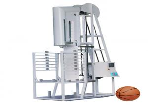 Quality Ball Rebound Tester Quality Control Testing Equipment For Basketball / Football for sale