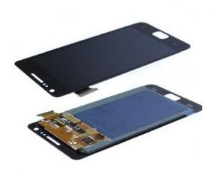 China Genuine Samsung Phone LCD Screen Digitizer Assembly S2 I9100 Display Repair Parts on sale