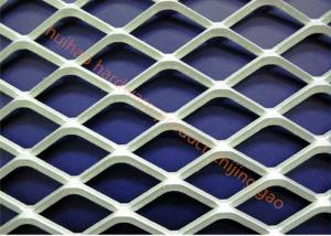 China 5x2400x1225MM Expanded Metal Safety Grating For Trailer Decking Panel By Custom on sale