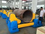 Automatic Pipe Welding Rotator 10 Ton Rotary Capacity With 15mtrs Long Cable