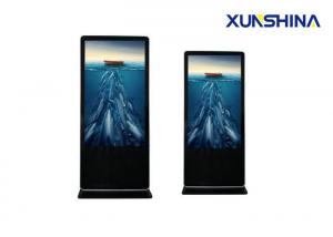 China Full HD 1080P 49 Inch Wifi Digital Signage Totem For Company Introduction on sale