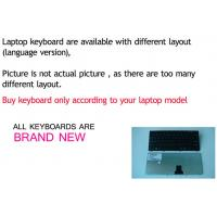 Laptop keyboard Made in China for dell laptop internal keyboard for inspiron 6400