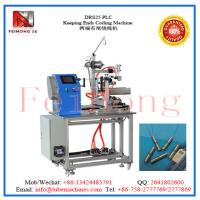 resistance coil winding machine with ends