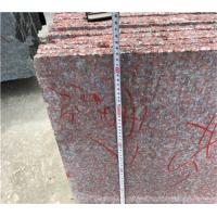 China South Africa Red Granite Stone Slabs Corrosion Resistant Design on sale