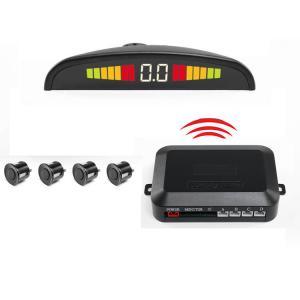 China Security Wireless Reverse Parking Sensor Kit , Car Parking Radar System on sale