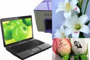 China Flower Printer,Rose Printer on sale
