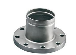 China Grooved Pipe Fittings Stainless Steel Flanges For Industrial Pipeline System on sale