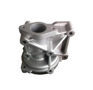 China Motorcycle Use Alloy Die Casting Sandblasting High Precision Customized on sale