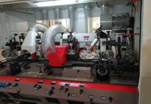 China Five Head Wood Moulding Machine VH - M521GH on sale