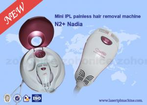 China Best Ipl Laser Hair Removal Machine Mini Home 1.5KG 237 mm * 260 mm * 170 mm on sale
