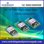 Convertidores LDO03C-005W05-VJ de Emerson 15W DC-DC
