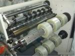 China Foam Custom Packing Tape Slitting Machine / Fabric Roll Slitting Machine wholesale