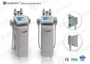 China 1800W Fat Reduction Cryolipolysis Lipolysis Machine , Cryolipolysis Cellulite Reduction Machine on sale