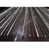 China 610mm Widt  Galvanized Expanded Mesh Lath 2.1 Length 0.3mm Thickness on sale