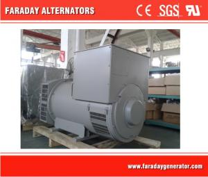 China FARADAY BRAND MID & HIGH VOLTAGE DOUBLE BEARING ALTERNATORS GENERATOR WITH PMG on sale