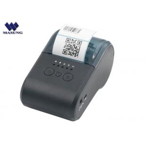 China Handheld 58mm Mini Portable Lable Printer For Android Mobile Phone supplier