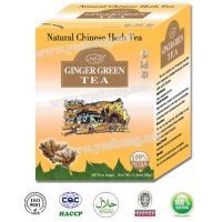 Chinese tea Ginger Green Tea