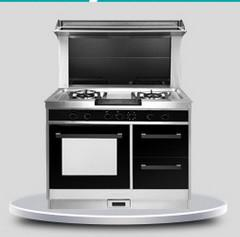 China Freestanding Combination Gas Electric Oven , Gas Cooktop Electric Oven on sale