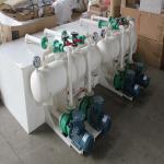 Water  Injection Vacuum Pump Set