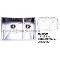 kitchen sink, undermount kitchen sink, stainless steel sink Top-mount ,under-mount, Flush-mount