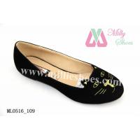 Women shoes for 2014 and hot selling flat shoes