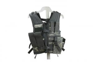 China Heavy Duty Polyester Military Plate Carrier Vest With Molle Straps on sale