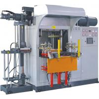 PLC Control Horizontal Rubber Injection Molding Machine For Car Accessory Macking