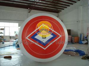 China Attractive Inflatable Advertising Helium Zeppelin Airship Balloon for Entertainment events on sale