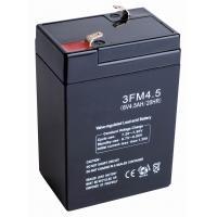 6v 4ah 3FM4A, 3FM4E, 3FM4 or 3FM4B Security Alarm System FM Battery Backup