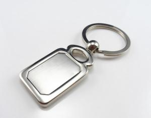 China blank promotional keychains key tags wholesale China supplier on sale