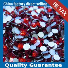 China non hotfix flatback rhinestone,crystal AB flatback rhinestone on sale