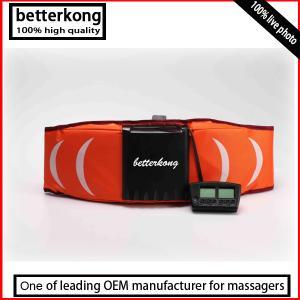 China best Halloween gifts vibrating body slimming massage belt Dual shaper massager Dual shaper belt with vibration on sale