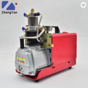 China Small High Pressure PCP Pump Electric Mini Compressor 200 Bar on sale