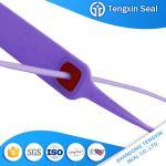 TXPS 005 Self-locking one time used free sample plastic logistics seal