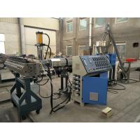China Two Screw WPC Crust PVC Foam Board Machine with Siemens Motor , low noise on sale