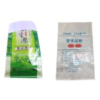 25Kg Organic Fertilizer Packaging Bags , PP Woven Fertilizer Bags