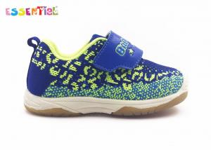 China Non Slipping Sole Childrens Sports Running Shoes Synthetic And Mesh Upper on sale
