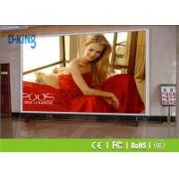 Commercial P5mm Transparent LED display Indoor Led Screen Panel For Advertising