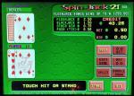 Gambling Slot Joker Poker Game Machine POG 595 Spin Jack 21 Version Multi - Game T340 Jacks or Better Touch Screen
