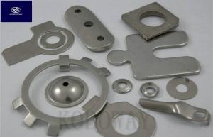 China Small Sheet Metal Stamping Parts Cnc Fabrication Service Customized  Thickness on sale